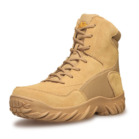 Mountaineering Hiking Boots Tactical Climbing Camping
