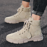 Hiking Boots Waterproof Breathable Tactical Combat Desert Tactical
