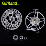3 BB Fly Fishing Reel Aluminum L/R Hand, 4 Sizes, Extra Spools