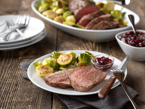 Tasty Tuesday: CLASSIC BEEF RUMP ROAST WITH CRANBERRY DRIZZLE