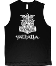 Load image into Gallery viewer, Valhalla Jersey Muscle Tank Top