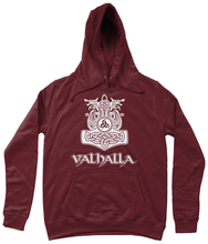 Load image into Gallery viewer, Valhalla Ladies Fit Hoodie