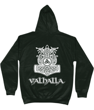Load image into Gallery viewer, Valhalla Hoodie - Design on the back