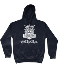 Load image into Gallery viewer, Valhalla Hoodie - Front Design
