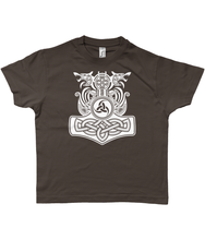 Load image into Gallery viewer, Valhalla 2 Kids' Heavy T-Shirt