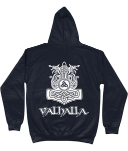 Valhalla Hoodie - Design on the back