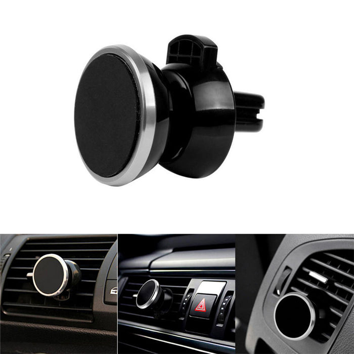 Car Phone Holder Magnetic Vent Mount Stand For iPhone 12 Mini Pro 11 X XS Max Samsung