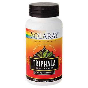 Solaray Triphala 90x500 mg