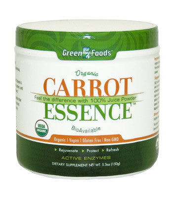 Green foods Carrot essence 150 g