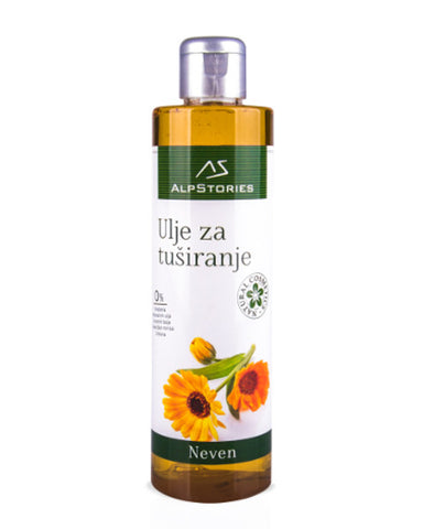 AlpStories Ulje za tuširanje Neven 250 ml