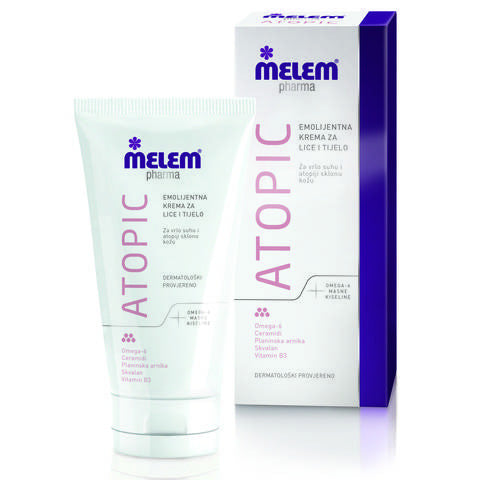 Melem Atopic krema 150 ml