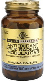 Solgar Antioxidant Free Radical Modulators