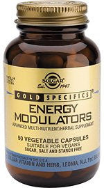Solgar Energy Modulators