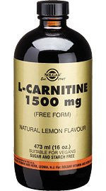 Solgar L-Carnitine 1500 mg 473 ml