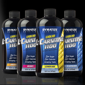 Dymatize L-Carnitine 473 mL
