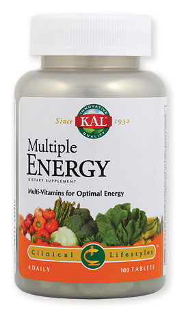 Kal Multiple Energy multivitamini za energiju 100 tableta