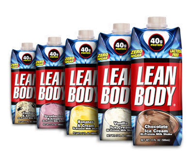 Labrada Lean Body RTD Shake 500 mL