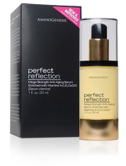 Aminogenesis Perfect reflection serum za lice 30 ml