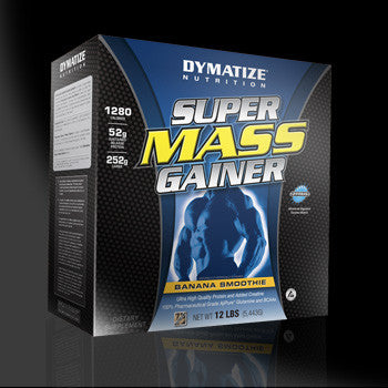 Dymatize Super Mass Gainer 5500 g