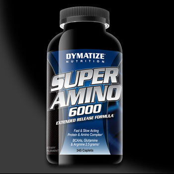 Dymatize Super Amino 6000 tablete