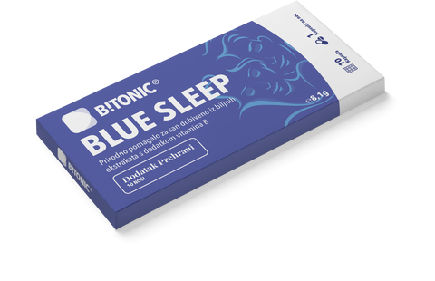 B!TONIC Blue Sleep 10 kapsula