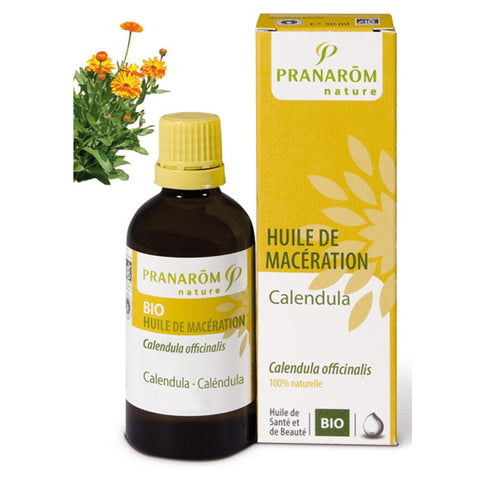 Pranarom macerat nevena (Calendula officinalis) BIO 50 mL
