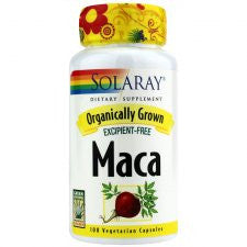 Solaray Maca Root 100 kapsula