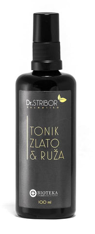 Dr.Stribor Tonik Zlato & Ruža 100 ml
