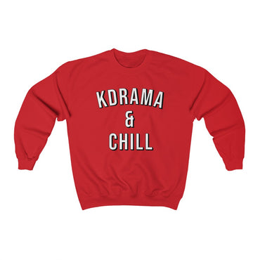 KDRAMA & CHILL Sweater