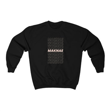 MAKNAE Sweater
