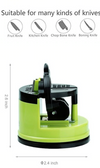Supersharp Knife Sharpener Suction Cup