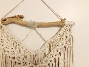 Sea Glass Macrame