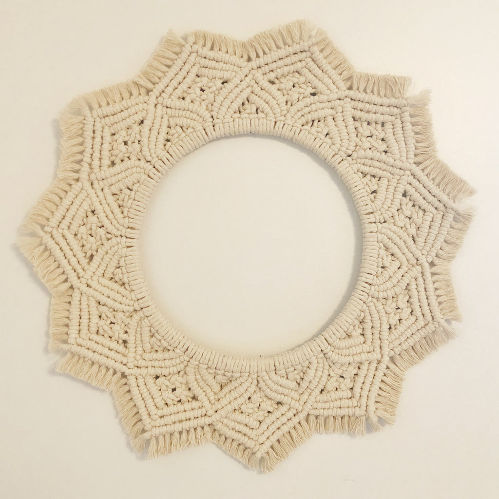 Large Mandala Wreath