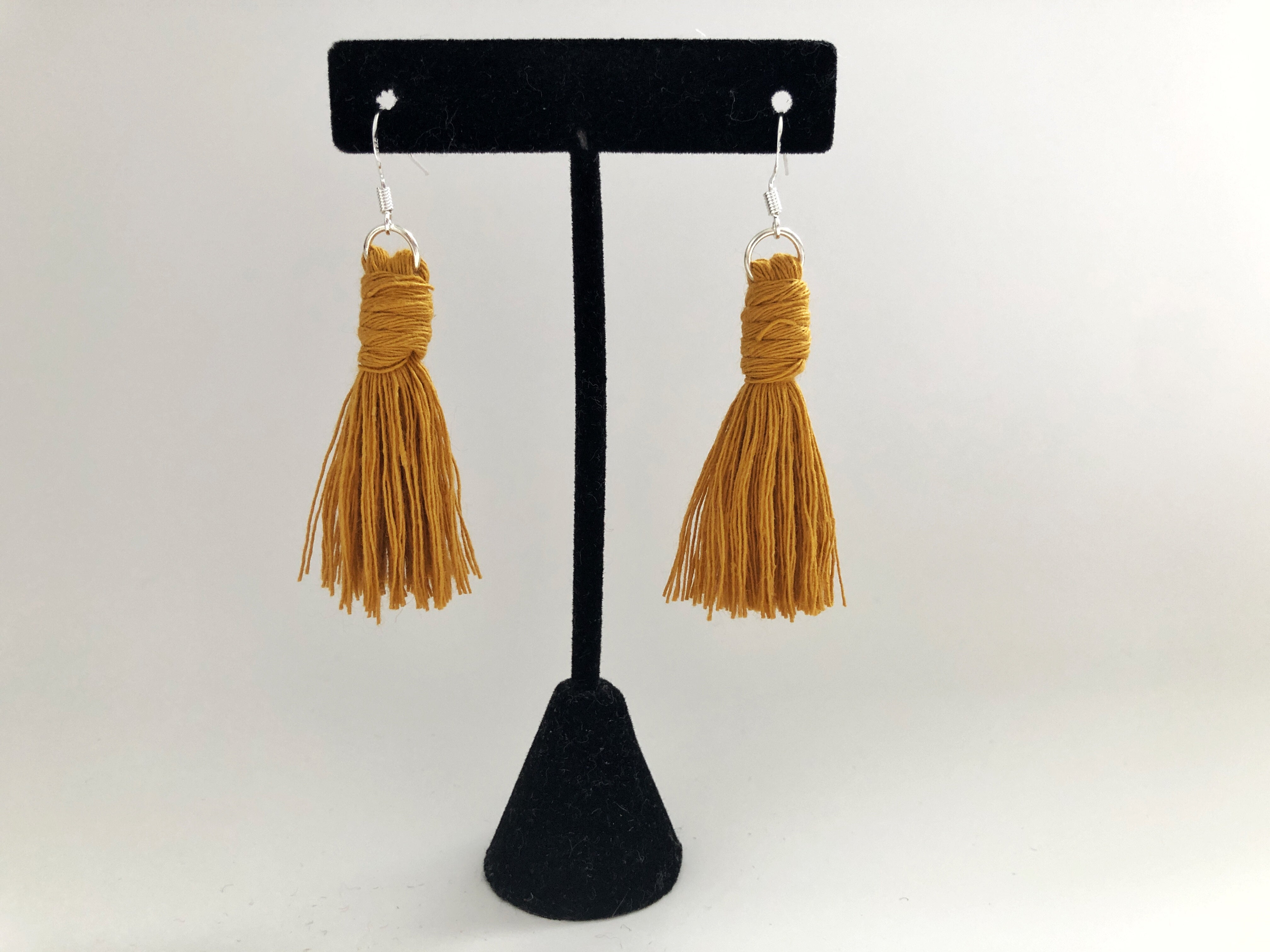 Tassel Earrings - Small