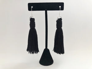 Tassel Earrings - Large