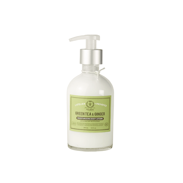 Green Tea & Ginger Moisturizing Body Lotion