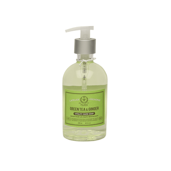 Green Tea & Ginger Hand soap