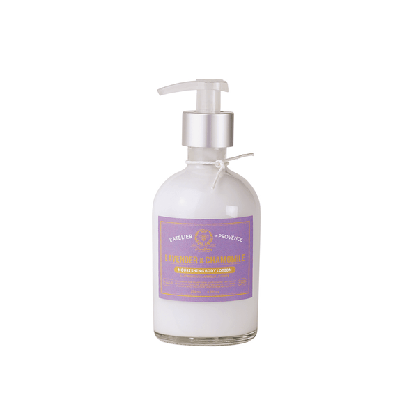 Lavender & Chamomile Nourishing Body Lotion