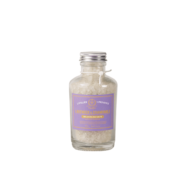 Lavender & Chamomile Relaxing Sea Salts