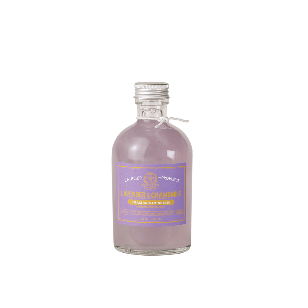 Lavender & Chamomile Relaxing Foaming Bath