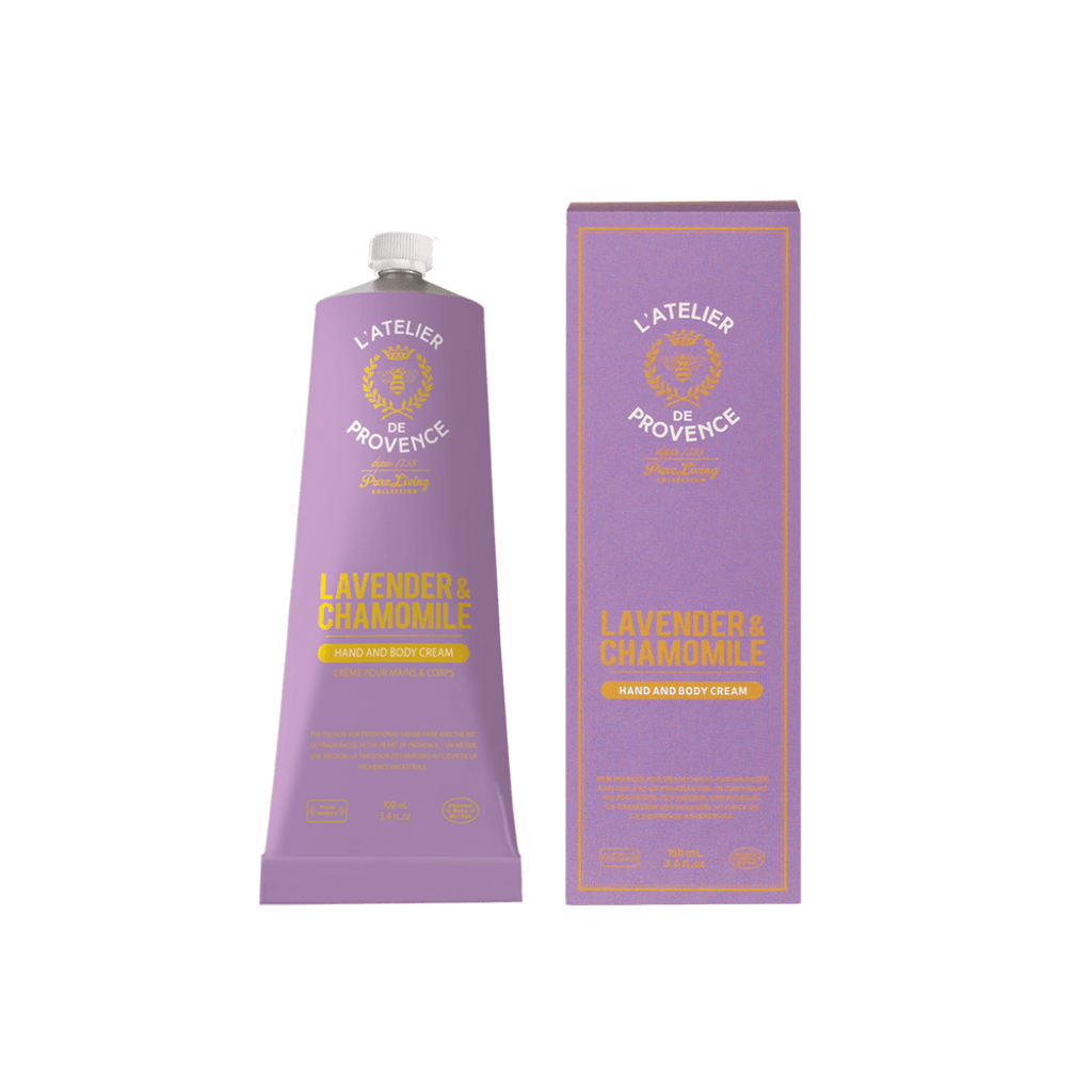 Lavender & Chamomile Hand and body cream