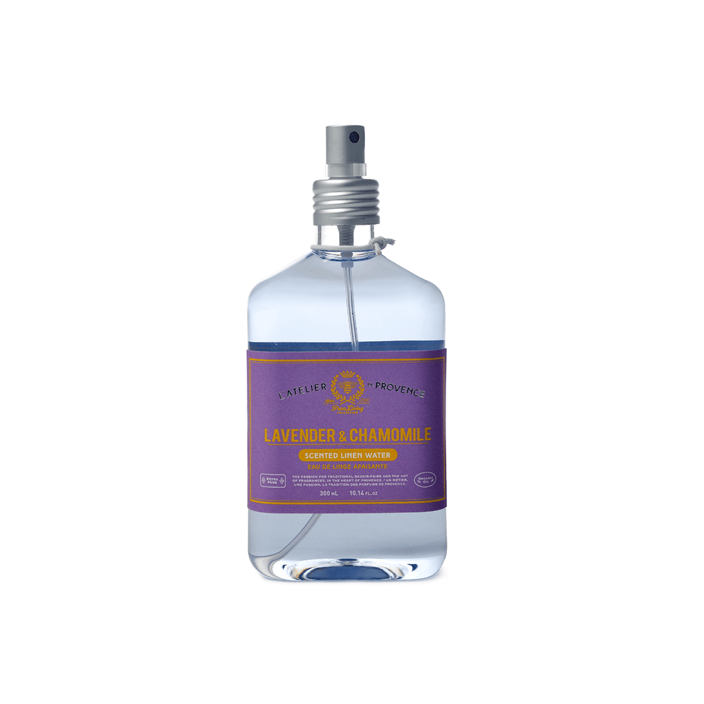 Lavender & Chamomile Calming Linen Water