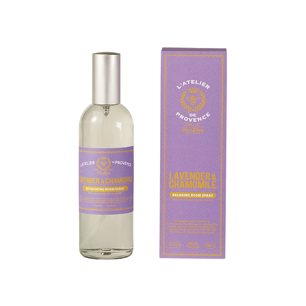 Lavender & Chamomile Refreshing Room Spray