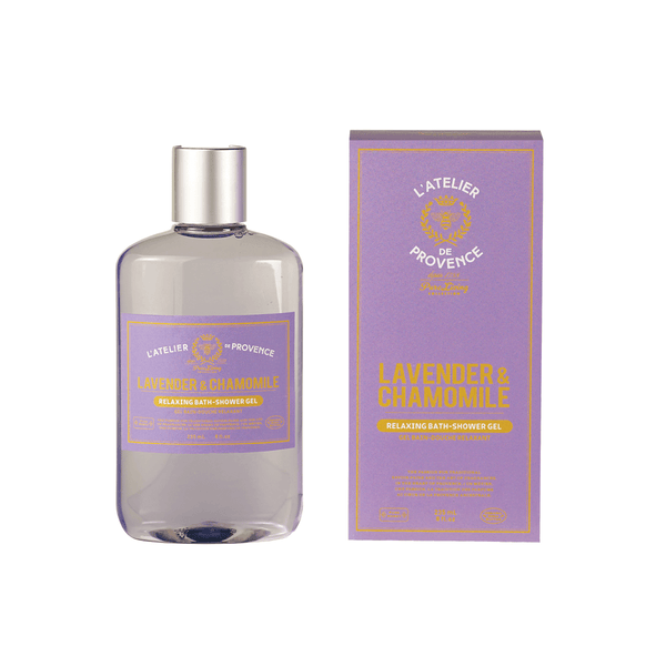 Lavender & Chamomile Relaxing Bath-Shower Gel