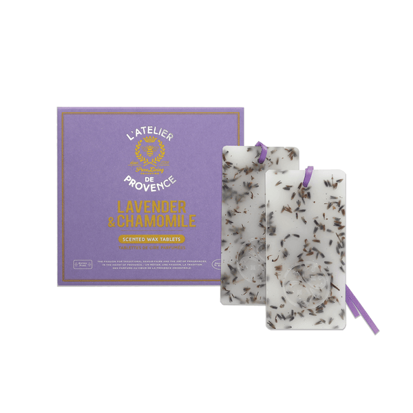 Lavender & Chamomile Scented Wax Tablets