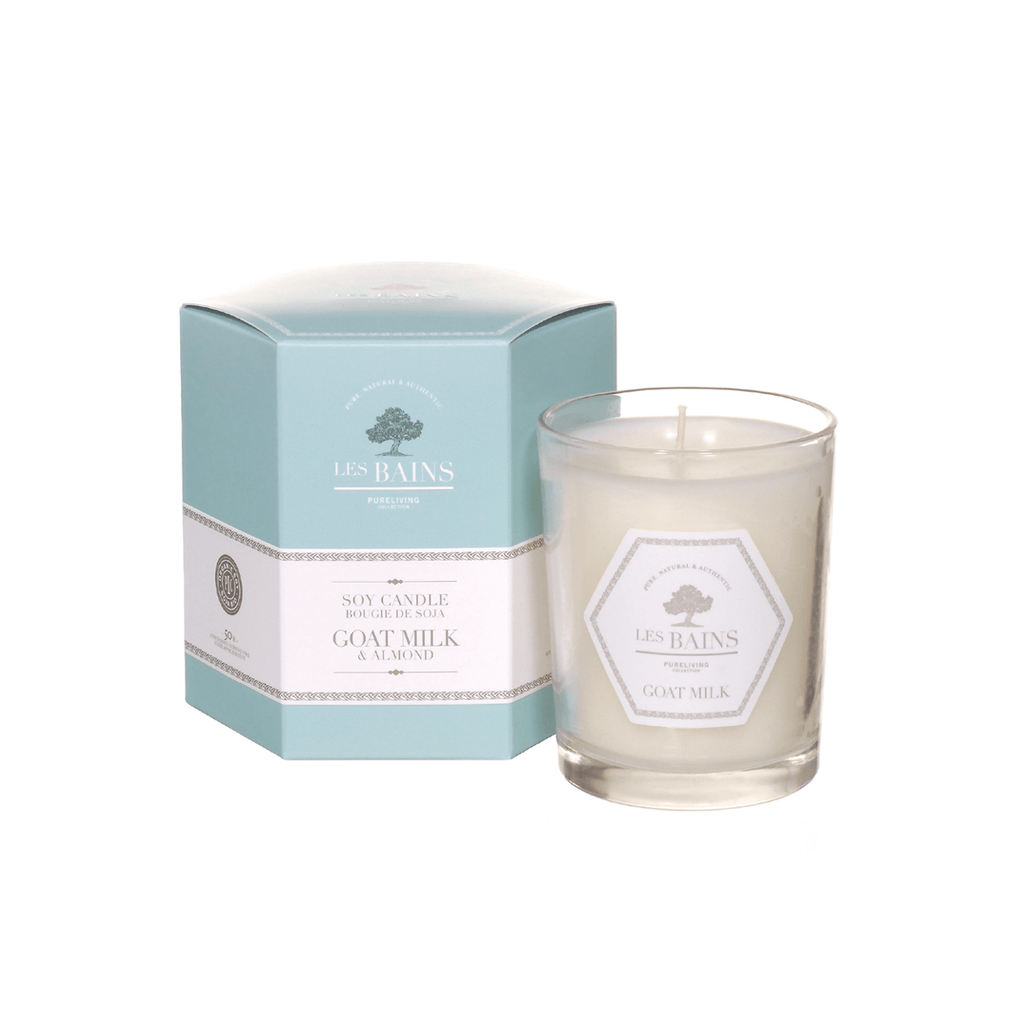 White Tea Flower & Almond Soy Candle