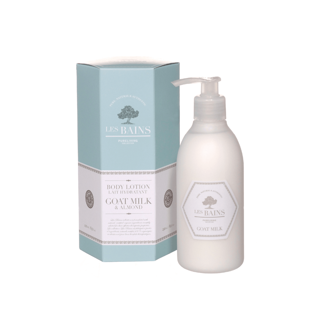 Goat Milk & Almond Body Lotion