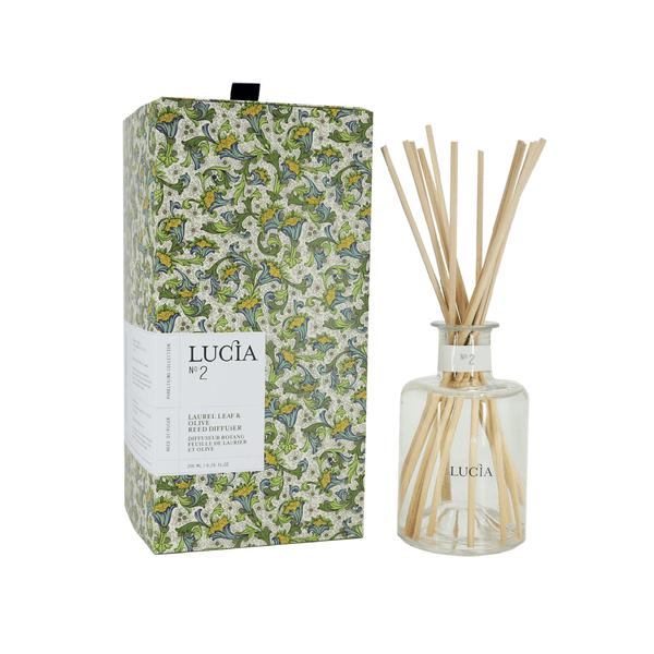 N°2 Laurel Leaf & Olive Reed Diffuser