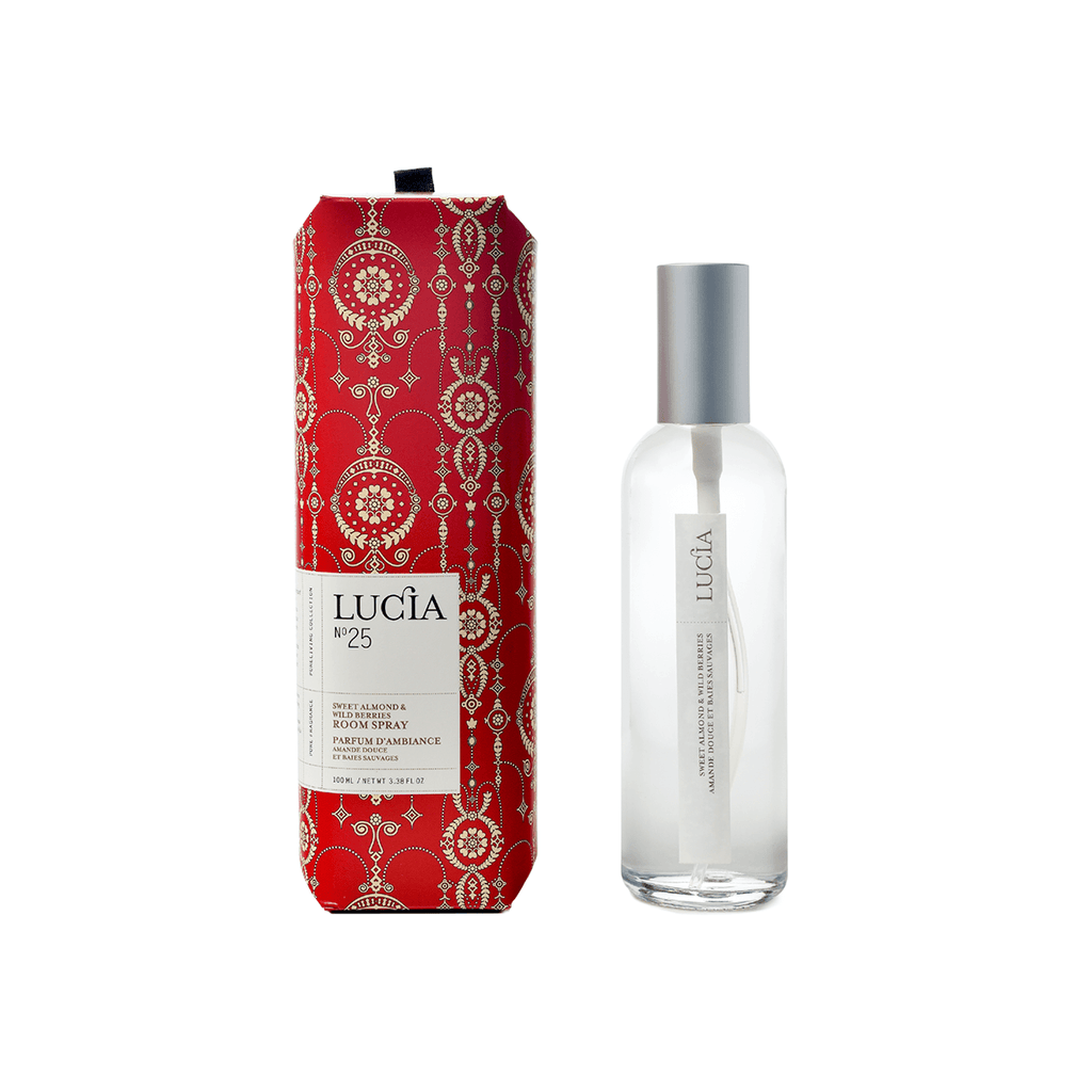 N°25 Sweet Almond & Wild Berries Room Spray