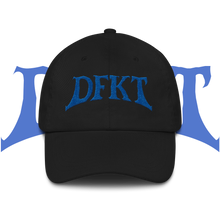 Load image into Gallery viewer, Blue Logo Dad Hat